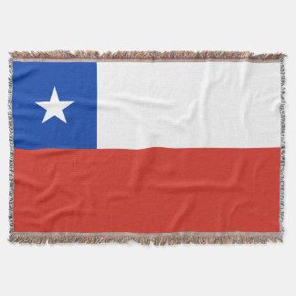 Cobertor Bandeira do Chile