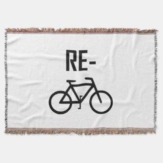 Cobertor Bicicleta da bicicleta do reciclar