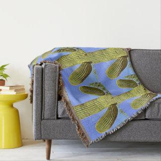 Cobertor Braço do Saguaro na cobertura do lance dos