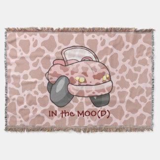 Cobertor Carro do MOO