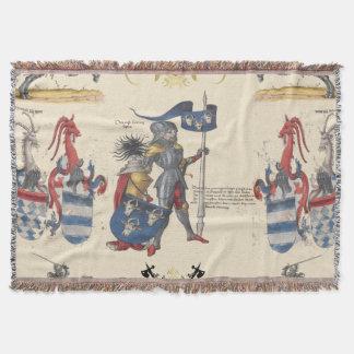 Cobertor cavaleiro 1 combinado