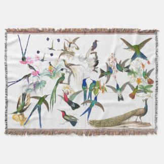 Cobertor Cobertura animal do lance dos animais selvagens