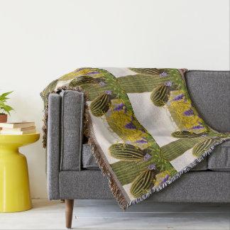 Cobertor Cobertura armada dois do lance do Saguaro