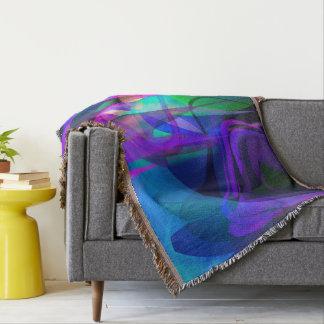 Cobertor Cobertura colorida