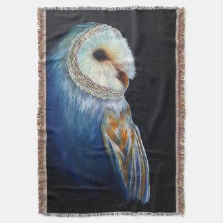 Cobertor Cobertura colorida do lance dos animais selvagens
