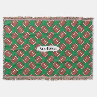Cobertor Cobertura conhecida feita sob encomenda do lance