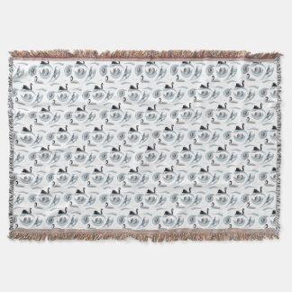 Cobertor Cobertura do lance da agitação da cisne (escolha a