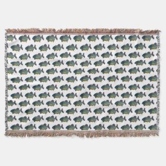 Cobertor Cobertura do lance da agitação do Piranha (escolha
