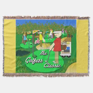 Cobertor Cobertura do lance do golfe