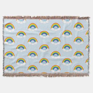 Cobertor Cobertura do lance do orgulho LGBTQ do arco-íris
