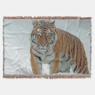 Cobertor cobertura do lance do tigre