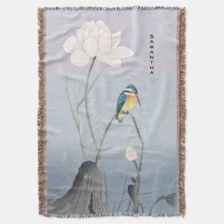 Cobertor Cobertura japonesa do lance do martinho pescatore