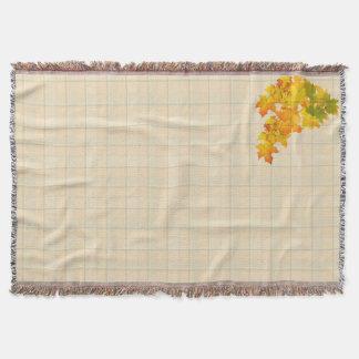 Cobertor Cobertura morna do lance da glória da queda