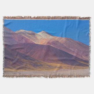 Cobertor Colinas pintadas