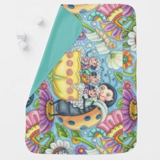 Cobertor De Bebe A COBERTURA MACIA do BEBÊ de Bubblebath do