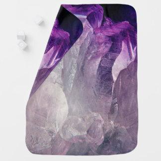 Cobertor De Bebe Abstrato de cristal do núcleo