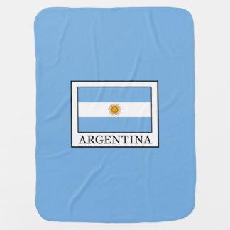 Cobertor De Bebe Argentina