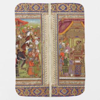 Cobertor De Bebe Arte muçulmana islâmica de Boho do Islão de India