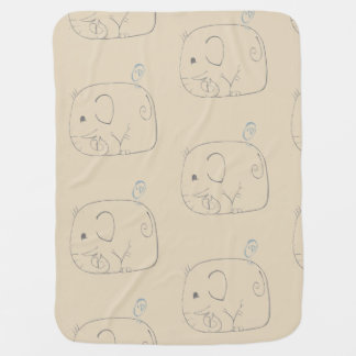 Cobertor De Bebe blaket do bebê