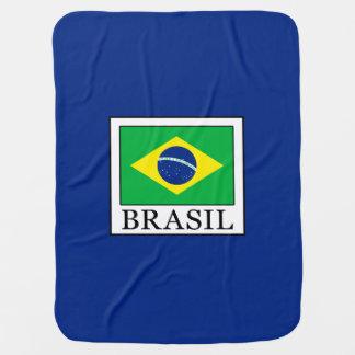 Cobertor De Bebe Brasil