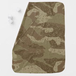 Cobertor De Bebe Camuflagem da lama