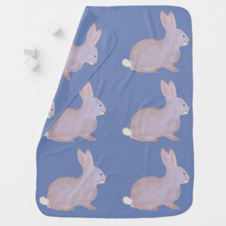 Cobertor De Bebe Cobertura bonito do bebê do coelho de Peter