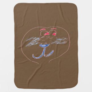 Cobertor De Bebe Cobertura dos bebês de Edward