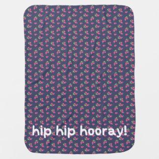 Cobertor De Bebe Consciência anca da displasia do quadril Hooray