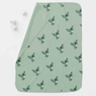 Cobertor De Bebe Coruja aérea!