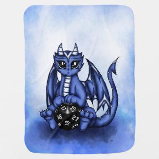 Cobertor De Bebe Dragão do jogo