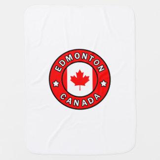 Cobertor De Bebe Edmonton Canadá