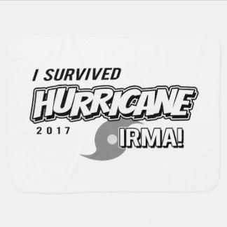 Cobertor De Bebe Eu sobrevivi à cobertura do bebê de Irma do