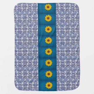 Cobertor De Bebe Floral geral