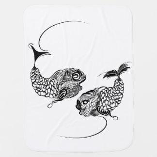 Cobertor De Bebe Horóscopo dos peixes, zodíaco, peixes