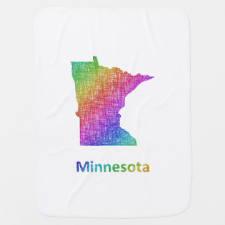 Cobertor De Bebe Minnesota