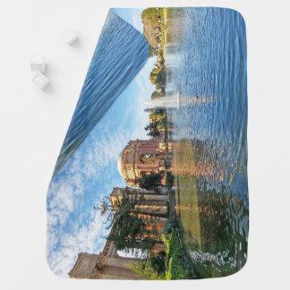 Cobertor De Bebe O palácio das belas artes Califórnia
