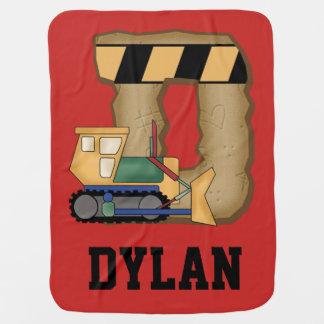 Cobertor De Bebe Os presentes personalizados de Dylan
