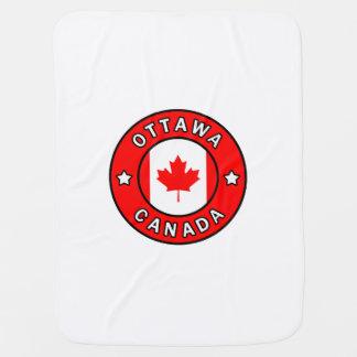Cobertor De Bebe Ottawa Canadá