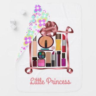 Cobertor De Bebe Princesa pequena.