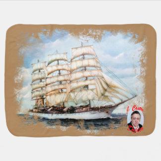 Cobertor De Bebe Regata Cutty Sark/Cutty Sark Tall Ships' Race