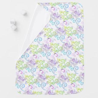 Cobertor De Bebe Roda a cobertura do bebê, cobertura macia,