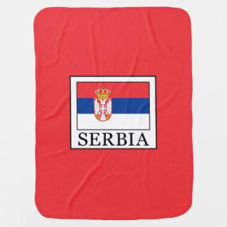 Cobertor De Bebe Serbia