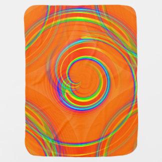 Cobertor De Bebe Twirl