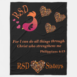 Cobertor De Velo 4:13 dos Philippians do verso da bíblia dos