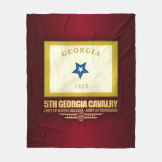 Cobertor De Velo 5o Cavalaria de Geórgia