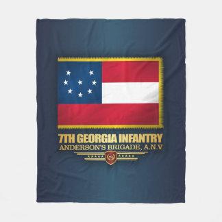 Cobertor De Velo 7o Infantaria de Geórgia (1)