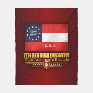 Cobertor De Velo 7o Infantaria de Geórgia (2)