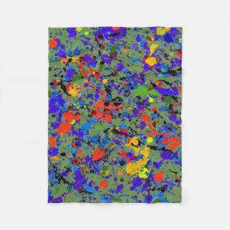 Cobertor De Velo #912 abstrato