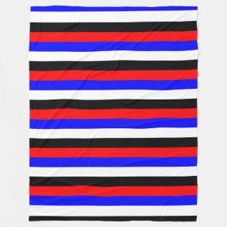 Cobertor De Velo A bandeira de Coreia do Sul listra linhas teste