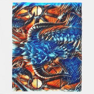 Cobertor De Velo A maioria de dragão popular da fantasia